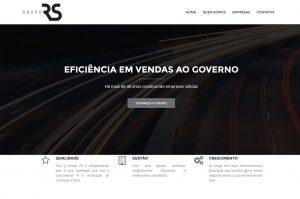 Modelo de Site 2 - Na Web
